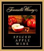 Tomasello Winery Spiced Apple Wine 750ml - Case of 12